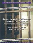 DVAM: Shelters Are NOT the Solution!